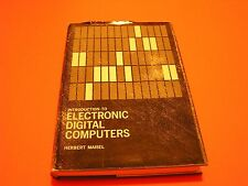 Introduction to Electronic Digital Computers by Herbert Maisel Donald Wright