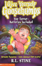 Toy Terror; Batteries Included (Give Yourself Goosebumps), Stine, R. L., Used; G