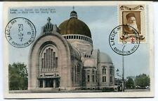 CPSM - Carte postale - Belgique - Liège - Eglise du Sacré Coeur (MO16676)