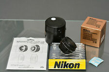 nikon tc-14b, 99% mint, boxed/manual, cl-30s case, top , film/digi