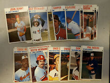 1979 HOSTESS BASEBALL TRADING CARDS YOU PICK FREE SHIPPING MULTI CARD DISCOUNT
