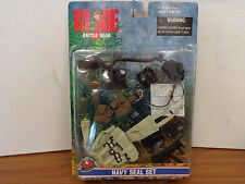 "GI Joe 1/6 12"" Navy Seal Gear Accessory Set Battle Gear T39"