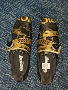 Bont riot + wide cycling road shoes 49