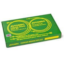 Automec - Brake Pipe Set Ginetta G12 (GB1021) Copper, Line, Direct Fit