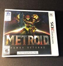 Metroid [ Samus Returns ] (3DS) NEW