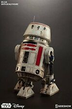 "Star Wars 12"" R5-D4 Action Figure by Sideshow Collectibles New MIB"