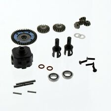 Team Losi 8IGHT 4.0 Buggy 1/8: Front Diff/Differential, 43T Ring Gear, Outdrives