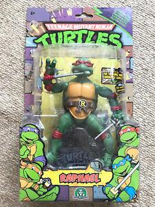 TMNT Teenage Mutant Ninja Turtles 6-inch Classic Collection Raphael New