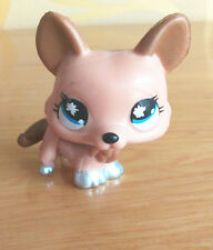 Littlest Pet Shop LPS CW816 Cute Brown Animal Toys For Boys & Girls