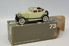 Rio 1/43 - Rolls Royce Twenty 1923 R73