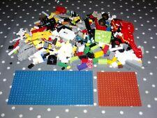 MIXED JOB LOT BUILDING BRICKS BLOCKS MEGA BLOKS LEGO ETC VARIOUS PIECES USED