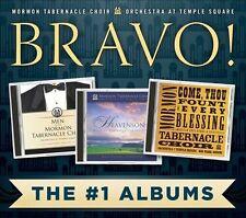 Mormon Tabernacle Choir - Bravo! The #1 Albums - Mormon Tabernacle Choir CD 74VG