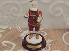 Duncan Royale Nast 5 1/2 inch History of Santa Claus Figurine