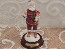 Duncan Royale Nast 5 1/2 inch History of Santa Claus Figurine