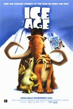 """35mm Feature Film """"ICE AGE"""" 2002"""