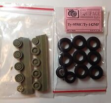 EQG72090 Equipage 1/72 Rubber Wheels for Tupolev Tu-95MS & Tu-142MR Bear Bomber