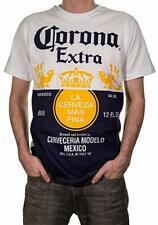 Corona Extra Logo Beer Cerveza Modelo Mexico Drinking Alcohol T Shirt PRBCLL