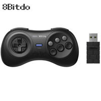 8Bitdo Wireless Controller 2.4G Gamepad for Sega Genesis Mini / Mega Drive Mini