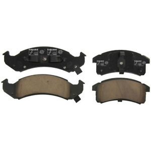 Disc Brake Pad Set-SST Front Federated D623C