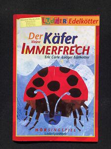 Hörsingspiele Der kleine Käfer Immerfrech Eric Carle Ludger Edelkötter Musikal