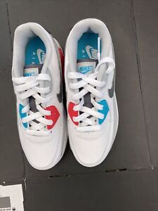 NIKE AIR MAX 90 LTR (PS) Size 1Y