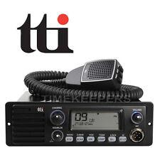 Tti TCB-1100 dss 40 canaux 4W am/fm opération radio cb avec construit en haut-parleur