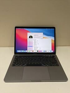 Apple MacBook Pro 13 2018 2.7GHz Quad Core i7 16GB RAM 512GB  Apple Care 2022