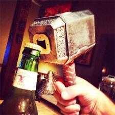 Funny Bottle Opener Creative Thor's Hammer Shape Beer Opener Bar Decoration