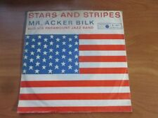 60er Jahre - Mr.Acker Bilk and his Paramount - Stars and Stripes - Yellow Vinyel