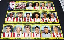 AS CANNES LA BOCCA COMPLETE PANINI FOOT 98 FOOTBALL 1997-1998