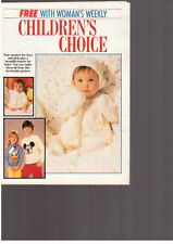 children choice knitting from woman's weekly children's vintage sweaters layette