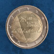 Slowenien - 25 Jahre Unabhängigkeit Sloweniens - 2 Euro 2016 unc. - Sofort
