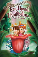 The Adventures of Tom Thumb & Thumbelina (DVD, 2012, Canadian) Brand New