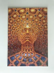 Alex Grey Oversoul Blotter Edition Limited Edition TOOL