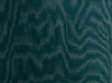Zinc Textiles Printed Moire Upholstery Fabric - Jacopo Cerulean 1.85 yd Z370/16