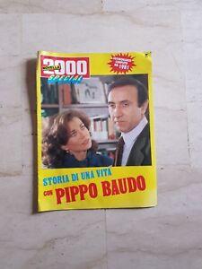 Novella 2000 special Pippo Baudo fotoromanzo 1981