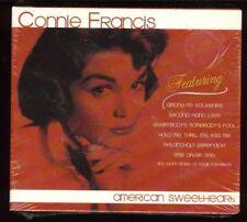 Connie Francis / American Sweetheart CD (2 Disk Box Set) Pop Original Recordings