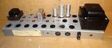 Conn 6L6-12V6  2-Channel Tube Power Amplifier *12AX7*5U4*5Y3*12au7*(2 available)