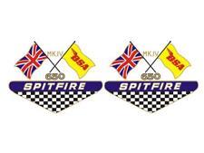 """BSA A65 Spitfire Decal Vinyl Cut Transfer Sticker 124x90mm 5""""x3""""9/16"""