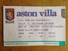 TICKET UEFA EL 2010//11 Rapid Wien Aston Villa
