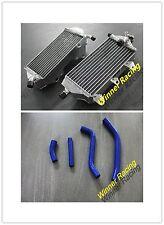 radiator & silicone hose Yamaha YZ450F/YZ 450 F 2010-2013 2011 2012