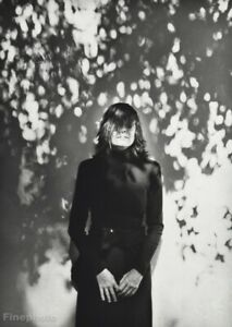 1986 Diane Keaton By Herb Ritts Movie Actress Director Producer Vintage Art 8X10