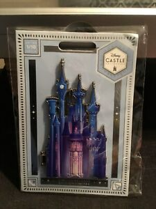 Disney Store Castle Collection Cinderella Jumbo Pin 1 of 10 Limited Edition