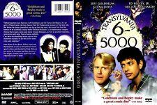 Transylvania 6-5000 ~ New DVD ~ Jeff Goldblum, Geena Davis (1985)