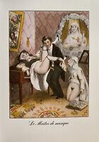 Akt Sex Vagina Penis Erotik Kloster Nonne Romance Nude Grafik Antik Nun Art