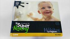 THE MANUAL OF SUPER NANNY THE HYGIENE VOLUME 3 BOOK + DVD SERIES TV