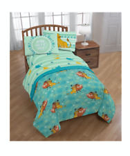 New Lion King Twin Size Comforter Set 4 Piece Sheets Boy's Girl's Kid's Bedding