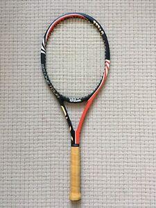 Wilson BLX Six.One Tour 90 4 3/8 L3 Federer Wimbledon US Open MUST SEE!!