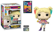 Funko Pop! Birds of Prey HARLEY QUINN Caution Tape & EXCLUSIVE CARD Figure NEW