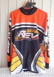 Rev Ski-Doo Jersey Bombardier Mens Size M Medium